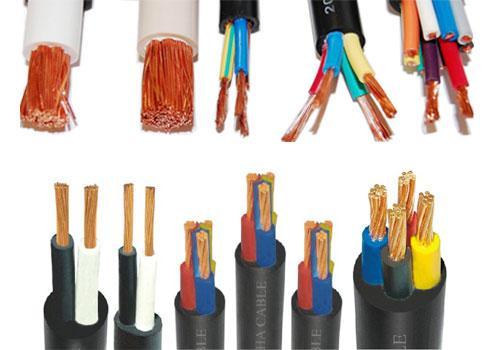 Phân biệt dây dẫn điện và dây cáp điện
