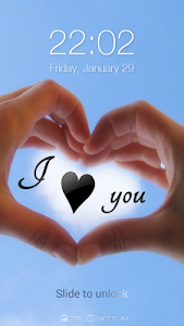 Love Quotes Wallpapers Locker screenshot 2