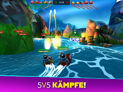 Battle Bay Screenshot