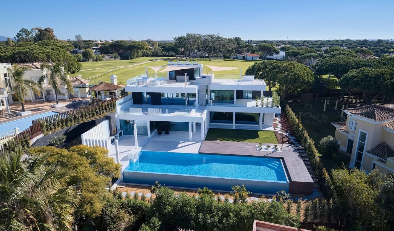 Villa avec piscine Faro