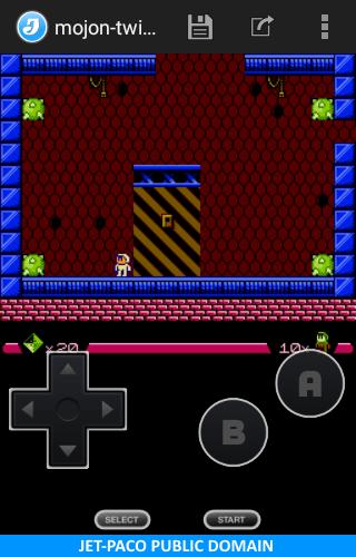Jnes - NES Emulator- screenshot
