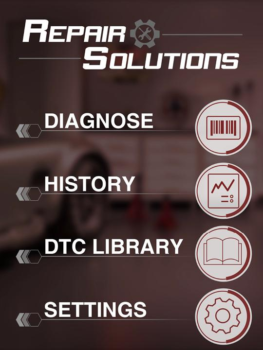 RepairSolutions- screenshot