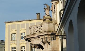 Photo: Neue Bischhöfliche Residenz; Detail