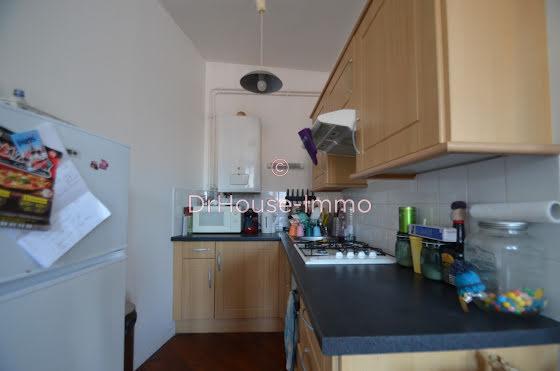 Location appartement 3 pièces 60 m2