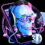 3D DJ Skull & Rock Music Theme Apk Download Free for PC, smart TV