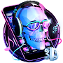 3D DJ Skull & Rock Music Theme file APK Free for PC, smart TV Download