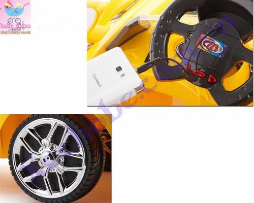 Xe hơi điện trẻ em XH639R 9
