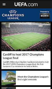 UEFA.com - screenshot thumbnail