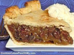 Old Fashion Raisin Pie Recipe