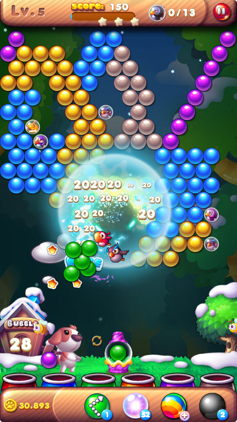Bubble Bird Rescue 2 - Shoot for PC