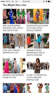 Latest Fashion Styles Africa- screenshot thumbnail