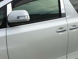 ヴェルファイア ANH20Wのカスタム事例画像 ホワイト洗車【youtube】さんの2020年11月16日18:04の投稿