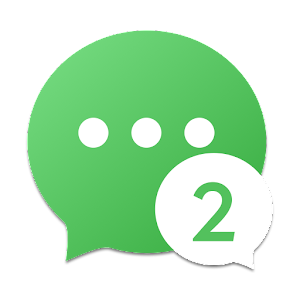 2Face - 2 Accounts for 2 whatsapp for pc