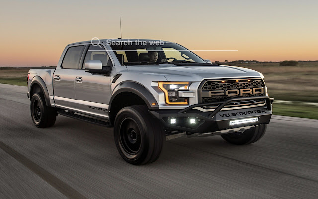 Ford Raptor HD Wallpapers New Tab Theme