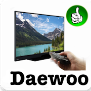 Best TV Remote Control For Daewoo APK