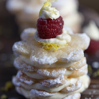 Lemon Ricotta Dessert Stacks Recipe