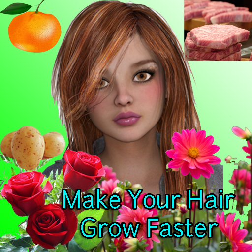 Make Your Hair Grow Faster