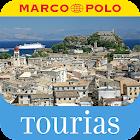 Corfu Travel Guide - Tourias icon