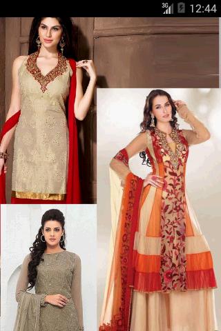 Shalwar Kameez Designs 2015