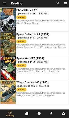 Download CDisplayEx Comic Reader APK latest version App by