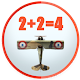 Solve Math in Plane (game)