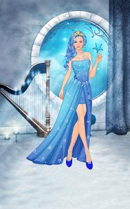 Element Princess dress up game 4