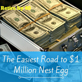 The Easiest Road to $1 Million Nest Egg thumbnail