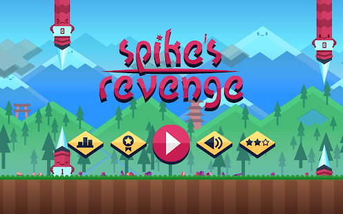 Spike's Revenge- screenshot thumbnail
