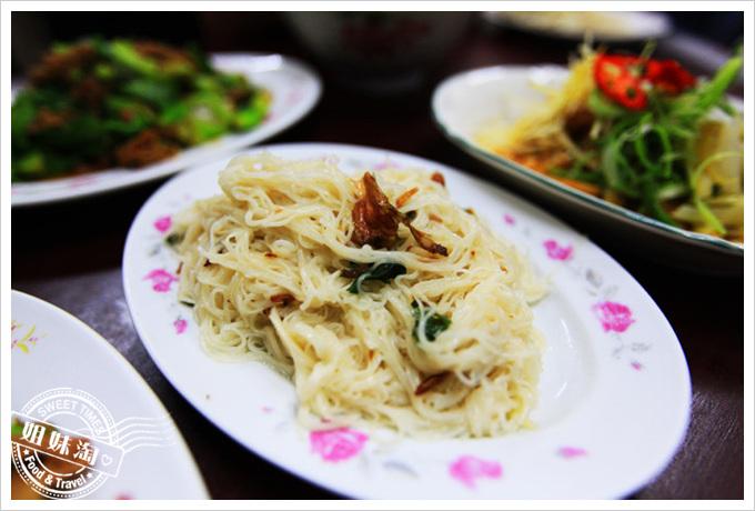 京城羊肉羊油麵現