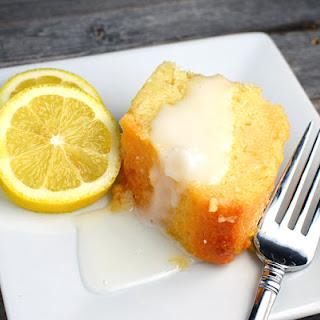 Sublime Lemon Greek Yogurt Cake