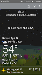 What The Forecast?!!- screenshot thumbnail