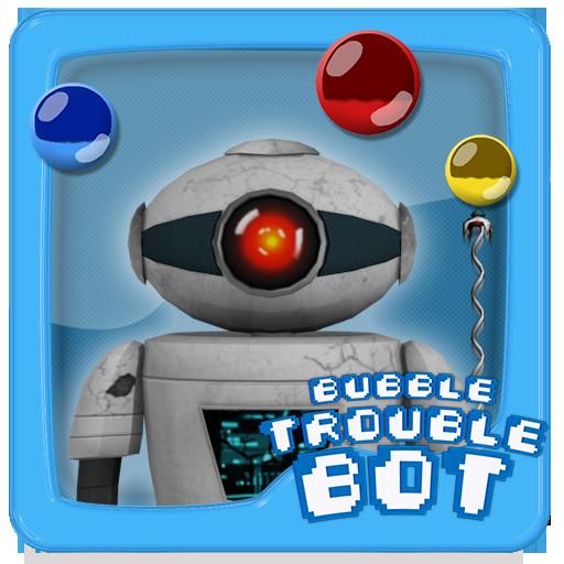 Bubble Trouble Bot (Pang) (game)