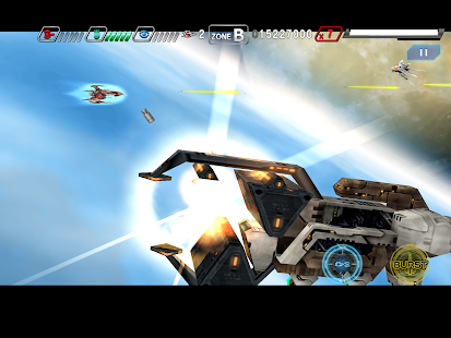 DARIUSBURST -SP-- screenshot thumbnail