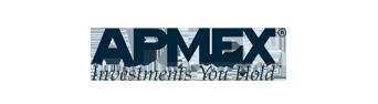 APMEX, Inc. logo