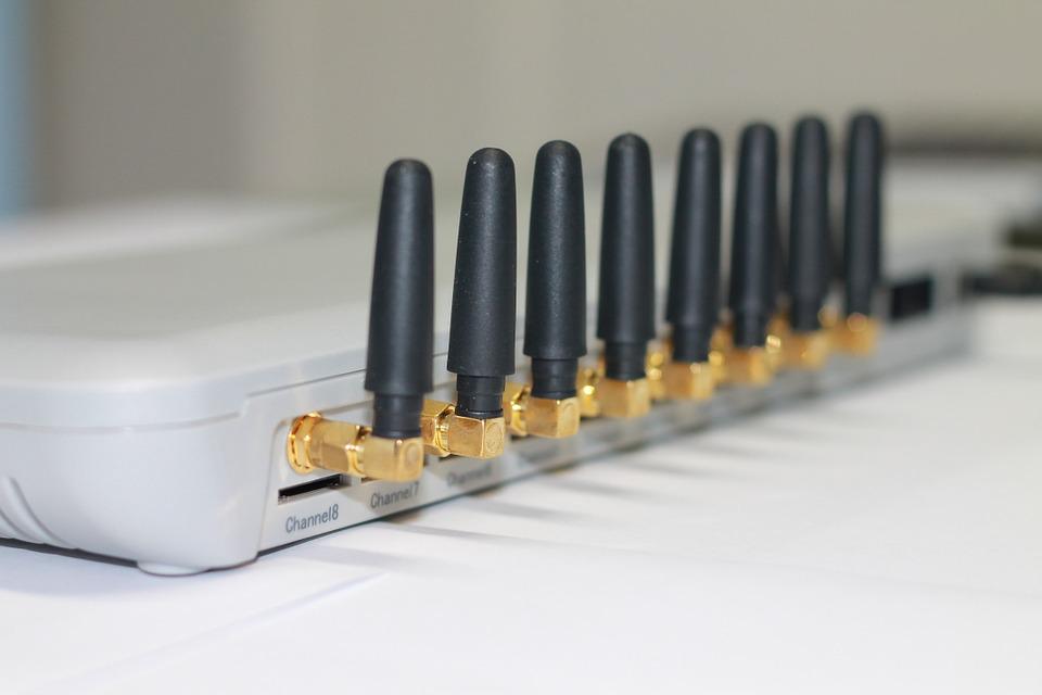Antennes téléphone mobile