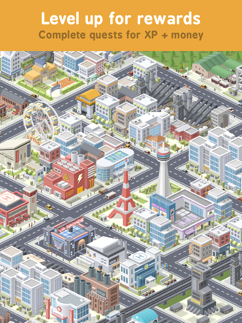 Pocket City Screenshot 9