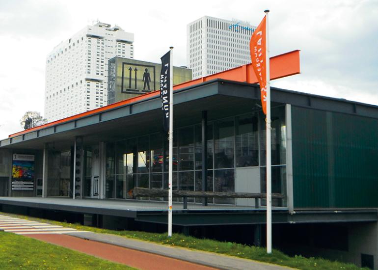 Rotterdam Kunsthal Parking
