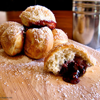 Aebleskiver AKA Danish pancake AKA Pancake puff