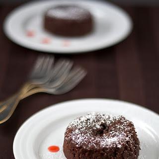 Chocolate Lava Cakes Recipe
