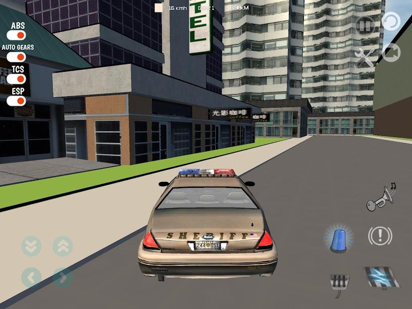 My Police Car Driving Simulator