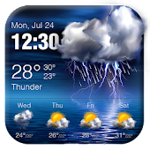 Detailed Weather Info Weather Widget