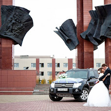 Wedding photographer Sergey Romanovskiy (Rabinovich). Photo of 22.10.2012