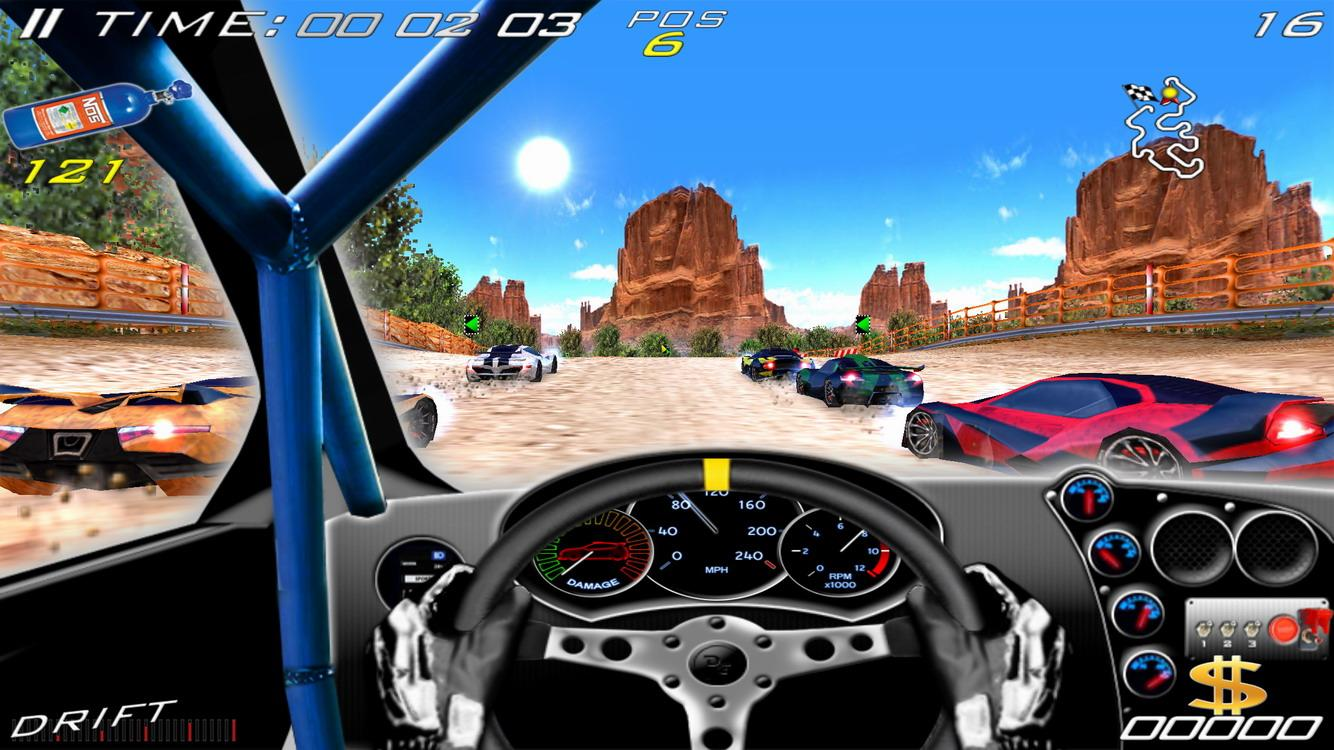 Speed racing ultimate 4 free android apps on google play
