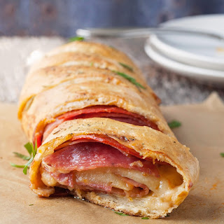 Sausage And Cheese Stromboli Recipes