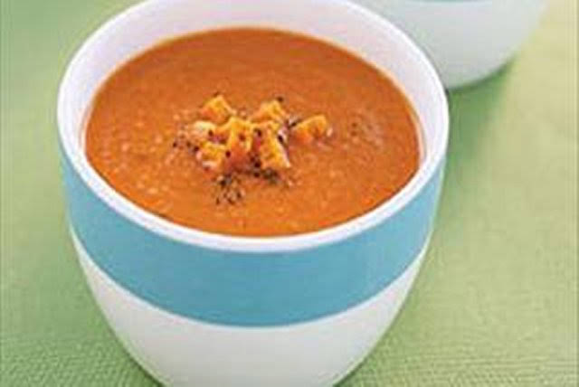 Chipotle-Tomato Soup