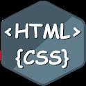 Web Development (HTML, CSS) icon