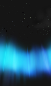 Aurora 3D Live Wallpaper Free screenshot 1