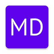 Material Dialogs Library Demo  Icon