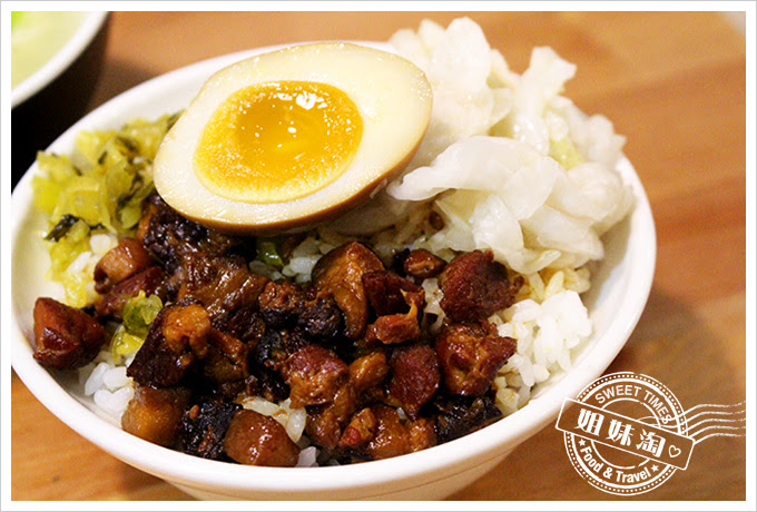 慕禾麵家黃金滷肉飯2