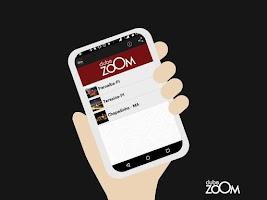 Screenshot of Clube Zoom